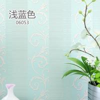 papel de parede infantil real new mould-proof photo 2015 non-woven wallpaper bedroom european 3d striped background Anti-static