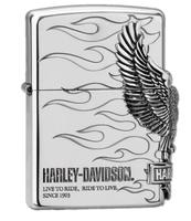 Wholesale 3pcs/lot   silver  Flame  Eagle 1903 zippoo  lighter