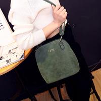 Hot Sale New2015 Scrub Shell Women Bag Small Shoulder Cross-body Hadbag Messenger Bags Desigual Bolsas Purse Phone Bag Wholesale