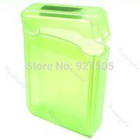 B39 2015-hot-selling  Green Case Box 3.5 Inch IDE SATA Hard Drive HDD Storage 01# free shipping
