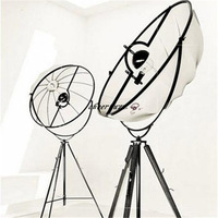 "Dia92cm/36.22""Modern Brief  Lanting Fortuny Ornaments Satellite Lamp Floor Lamp FL7-85"