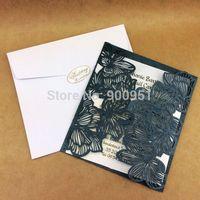 free shipping new 2015 Luxury Wedding Invitation Cards fc-017