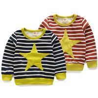 2015 winter plus velvet thickening boys girls hoody children's clothing fleece sweatshirt kids outerwear