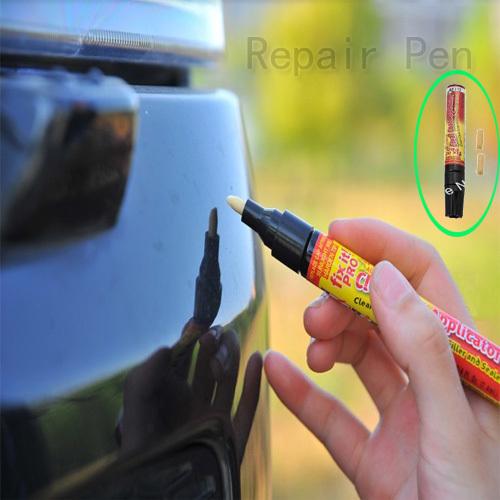 Hot selling! 2pcs Remover Pen Simoniz clear coat Portable Fix It Pro Clear Car Scratch applicator -V20027(China (Mainland))