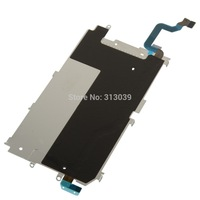 "Metal Backplate Shield + Home Button Extend Flex Cable for iPhone 6 4.7"" free shipping new high quality D1532 P"
