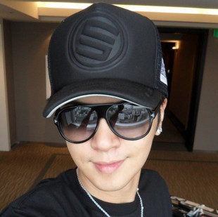 2015 New Fashionable men women baseball cap Personality STAGE The cowboy Hip hop hat Couples caps