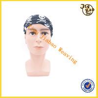 multifunctional sublimation printed seamless headwear