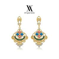 NEWEST ROXI Brand gold earings fashion Jewelry Free shipping wholesale