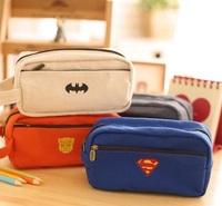 Cute Hero series Pencil large capacity multi-purpose bag pencil case stationery student