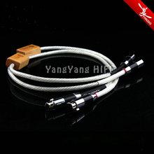 Янъян Высокое качество Nordost один серебряный XLR разъем аудио кабель