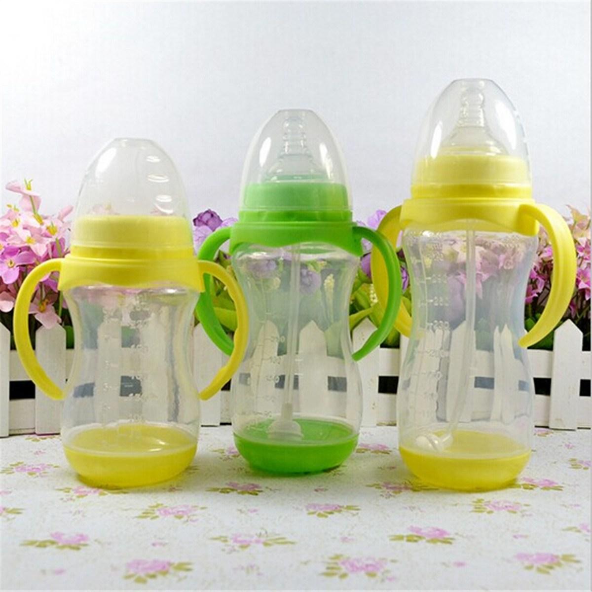 Детская бутылочка для кормления Brand New 250 PP Feeding Bottle детская бутылочка для кормления new brand mamadeira vidro yoyo pp baby b 33