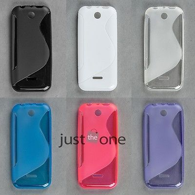 Cool TPU Gel Case Cover S-line Soft Back Shell for Nokia 225 Dual SIM/225 New(China (Mainland))