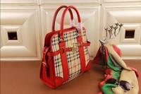 Bag b women's handbag fashion genuine leather handbag women's handbag messenger bag