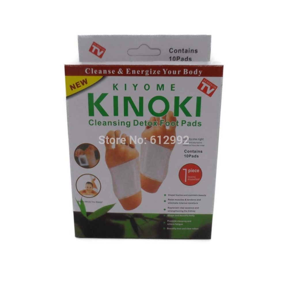 Smallwholesale 200 boxes a lot Kinoki Cleansing detox foot pads works while you sleep Detox kinoki pads Foot Patch(China (Mainland))