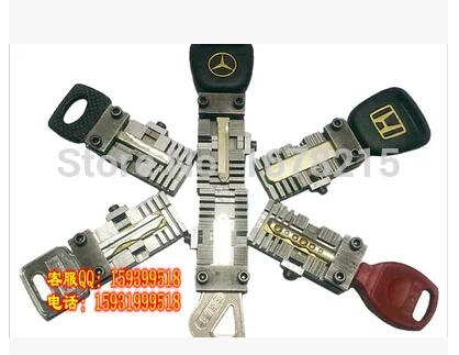 The key copying machine A locksmith supplies Car keys universal fixture(China (Mainland))