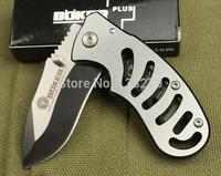Free shipping Mini Boker Survival Folding Knife,3Cr13 Blade Steel Handle Outdoor Pocket Knife,Camping Multi Tool. 2PCS/LOT