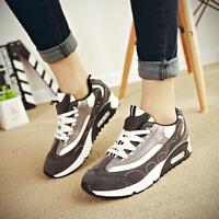 2015 new women's fashion low flat sports running shoes sapatos femininos tenis feminino zapatillas mujer Sneakers For women.