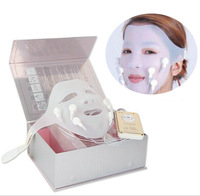 Original Face Acupressure Massager Slim Anti-Aging Skin Care Mask Without Battery Free Shipping White