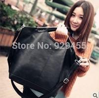 New Women Casual Tote PU Leather Women Trapeze Handbag Fashion Ladies Crossbody Messenger Bag Fashion Hobo Satchels Purse