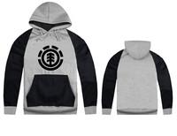 Hip hop Men skateboard moletom element bape hoodie sweatshirt cotton Pullover men button up shirts casual pocket hat shirt