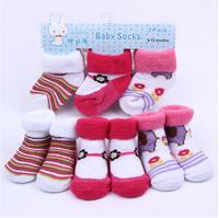 2015 new born baby socks 7 groups 3pairs/lot cotton socks newborn baby boys & girls infant clothing bebes meias infantil meninos