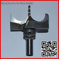 60mm diameter soild carbide Buddha Beads knife   buckle lock tool drill bit/ woodworking router bit