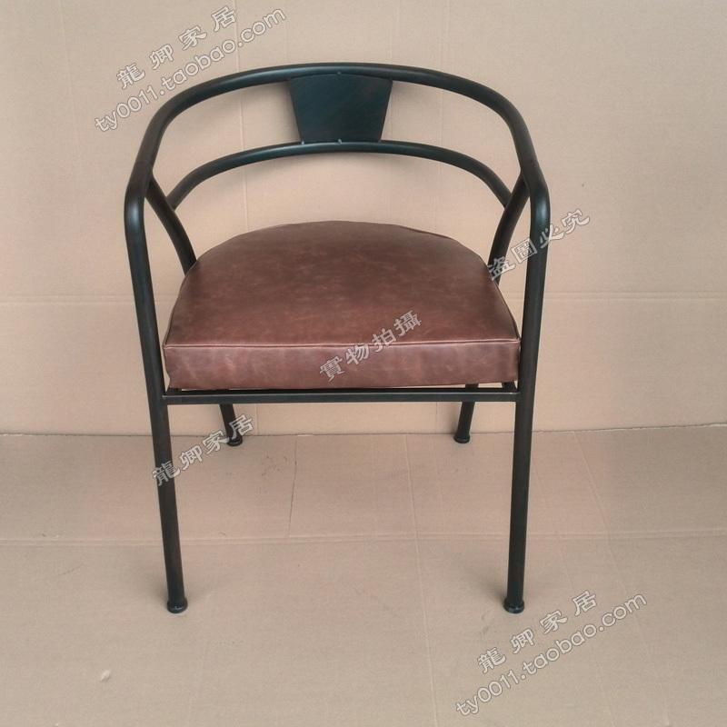 Online kopen wholesale lederen retro stoelen uit china lederen retro stoelen groothandel - Sofa smeedijzeren ...