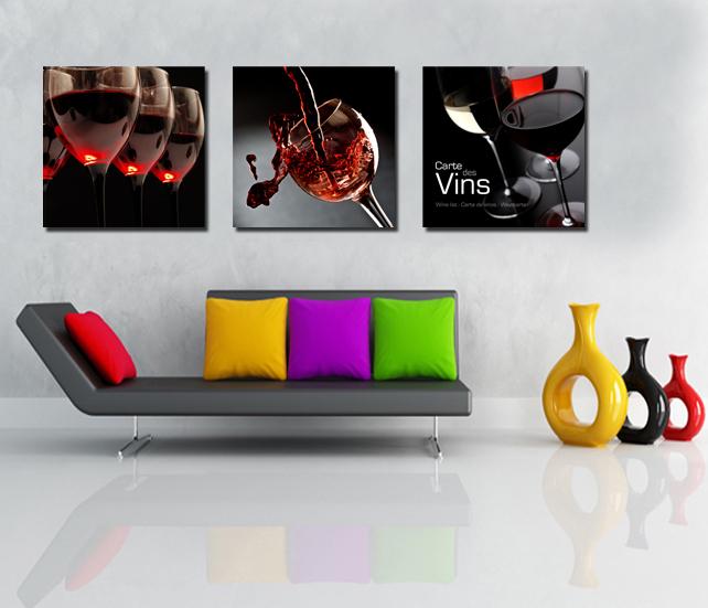 D coration murale vin achetez des lots petit prix for Decoration murale vin