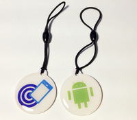 Free shipping(2 pcs) NFC Tags 13.56Mhz RFID Smart Cards Tag for Sony xperia HTC Samsung galaxy Nokia LG Oppo HTC