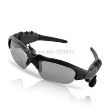 Wireless Bluetooth Sports Headset Headphones Sunglasses  Sun Glasses 4GB  Music MP3 Player