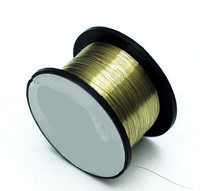 New 50 M Molybdenum Line For Iphone/Samsung LCD Screen Refurbish Repair Golden Cutting Wire