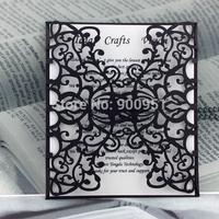free shipping wedding invitation card wedding card