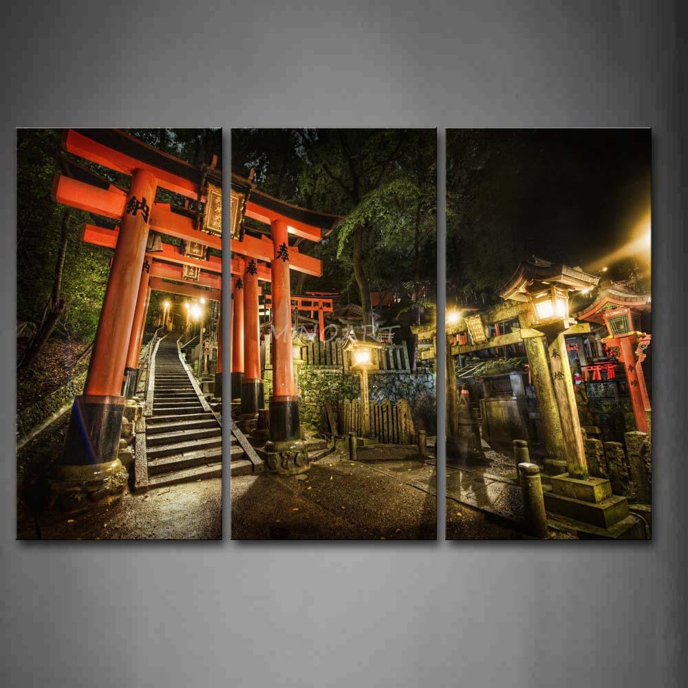 Online kopen wholesale foto 39 s van de houten trap uit china foto 39 s van de houten trap groothandel - Schilderen muur trap ...