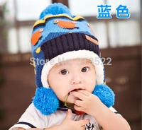 50 pcs/lot NEW winter Baby Hat Baby Cap infant Cap Cotton Infant Hats Skull Caps Toddler Boys&Girls Baby Hats