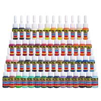 Panda Tattoo Ink 54 Colors Set 5ml /Bottle Tattoo Pigment Kit TI1001-5-54