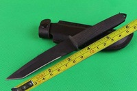 free shipping NEW 5CR15MOV BLADE ABS HANDLE HUNTING KNIFE FC07