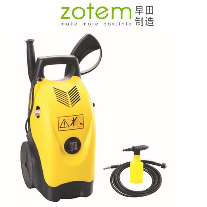 Car Washer Machine with Silence Copper Electrical Machine & High Pressure Pump Car Washing Equipment 220V-60Hz,1200W,70 bar #08(China (Mainland))