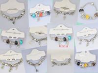 Vnistar 10pcs/lot random delivery ready-to-wear European bead bracelets JB6587