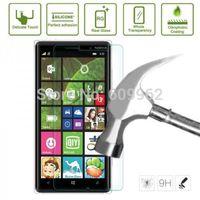 "Genuine 9H Premium Tempered  Protective Foil Glass Film Screen for Nokia Lumia 830 Accessories Durable New 5"""