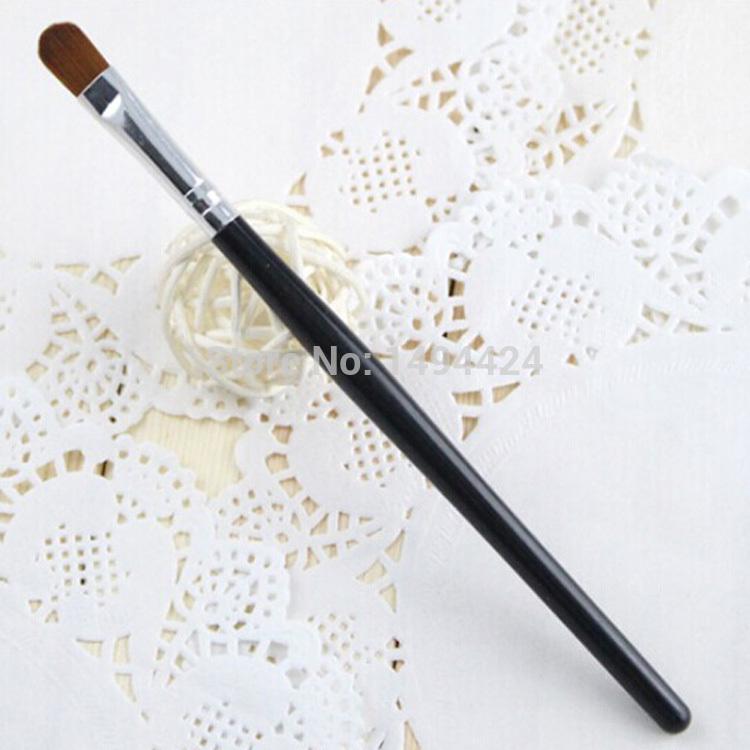 New Arrival Stylish Lady Cosmetic Blending Eyeshadow Eye Shade Brush Black Color(China (Mainland))