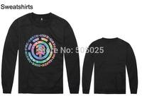 moletom element  hip hop print men cotton casual pullover billionaire boys club sweatshirt element sudadera tracksuits bape
