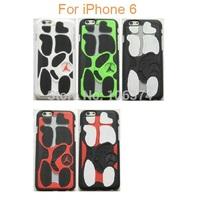 3D PVC Rubber Jordan Retro 13 Case for Iphone 6  Shoe Sole Bottom 3D Back Cover for Iphone 6