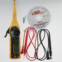2014 Car Multi-function Power Electric Circuit Tester fast detect auto tools multimeter+test lamp+lighting lamp+probe