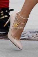 2015 spring pumps women shoes high heels luxury brand casade women pumps wedding shoes sapatos femininos size 35-41 wholesales