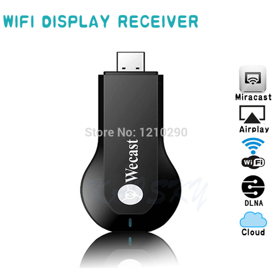 Телеприставка FASTDISK 2015 TV Stick HDMI 1080P Miracast DLNA WiFi Dongle Windows iOS Andriod mirascreen wifi display dongle miracast dlna airplay
