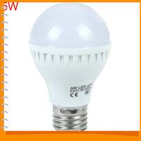 3pcs! 5W E27 220V 12 x 2835 LED Bulb Energy-saving LED Light Lamp Bulb for Home Use Dropship ( White / Warm White Light )