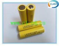 Free shipping 6pcs/lot lg he4 35amp 18650 battery for nemesis mod