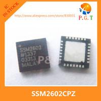 SSM2602CPZ QFN-28 AD&I HOT OFFER IC