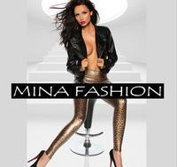 New Arrival Faux Leather Leopard Leggings Fashion Printed Sexy High Waist Slim Legging For Women Cheap wf-3020