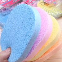 New 2015 1PCS Women Beauty Sponge Cosmetic Puff Makeup Blending Wash Face Sponge Powder Puff Seaweed Sponge